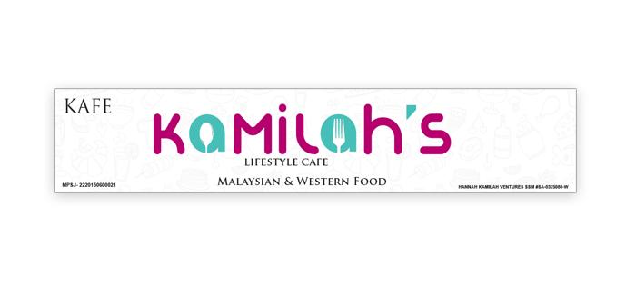 Signage-Kamilah