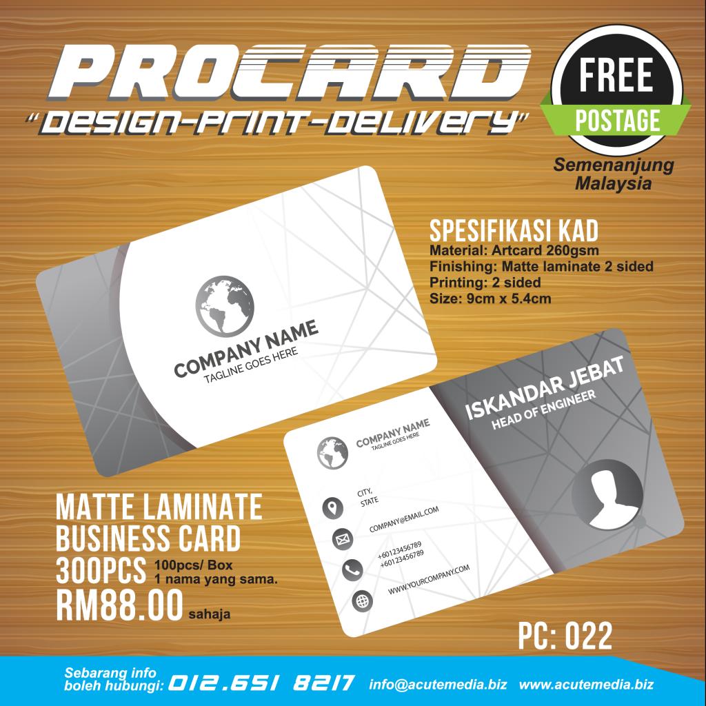 procard 022